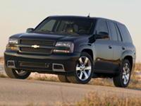 ремонт Chevrolet TrailBlazer