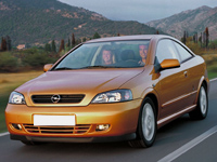 запчасти opel astra g